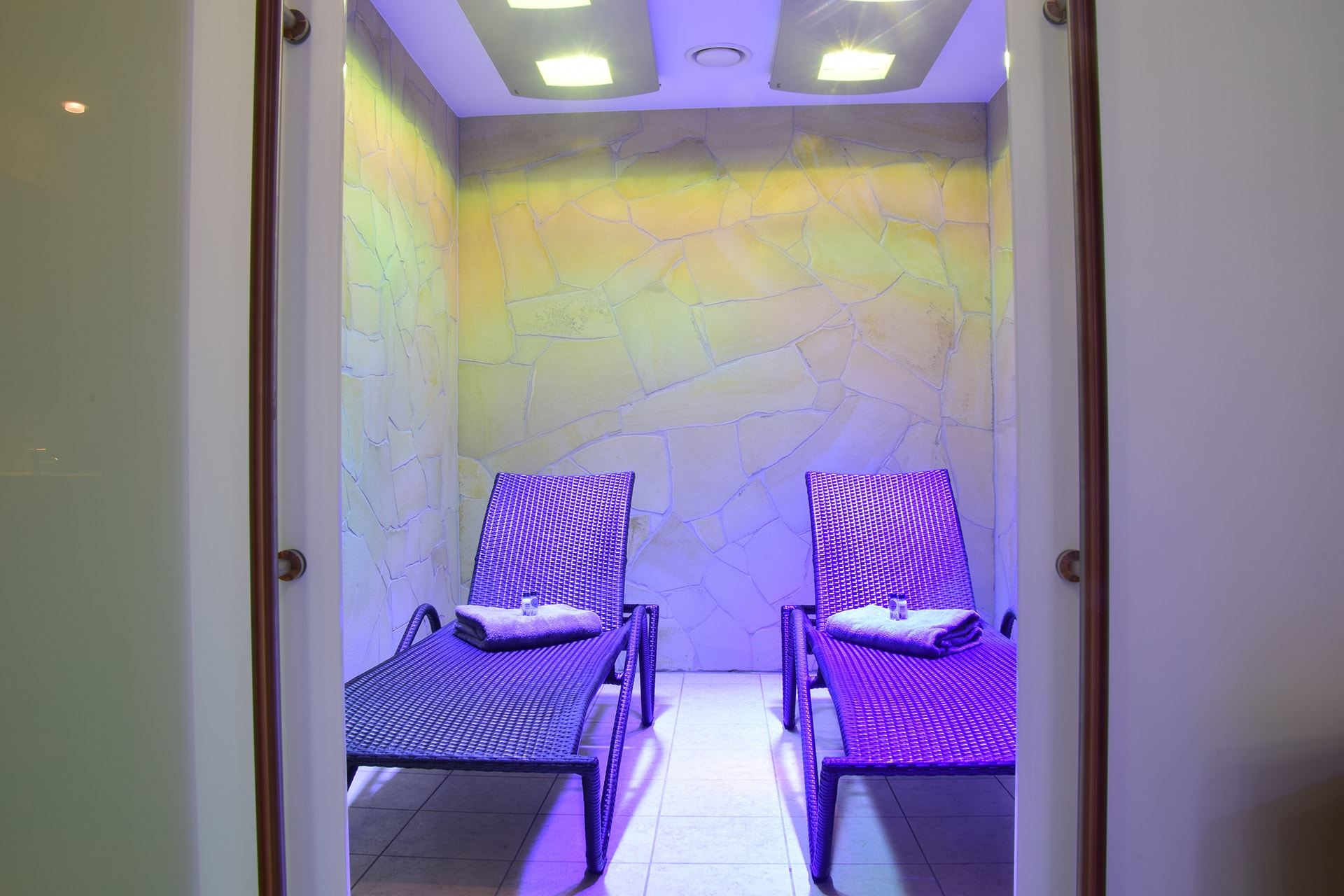 CENTRINUM - Wellness area